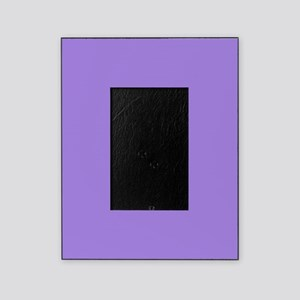 Light Violet Picture Frame