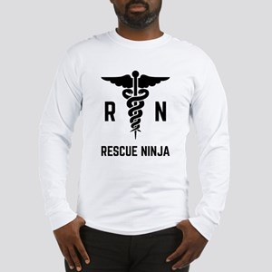 Rescue Ninja Long Sleeve T-Shirt