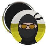 Flatulent Shadow Logo 1 Magnets
