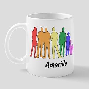 Amarillo diversity Mug