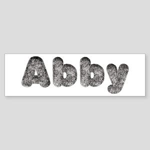 Abby Wolf Bumper Sticker