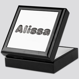 Alissa Wolf Keepsake Box