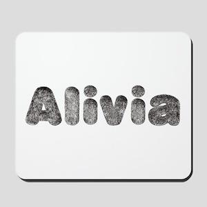 Alivia Wolf Mousepad