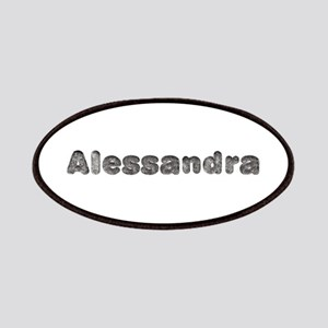 Alessandra Wolf Patch