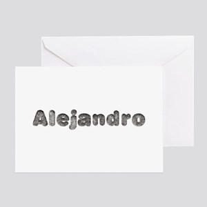 Alejandro Wolf Greeting Card