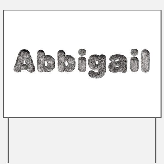 Abbigail Wolf Yard Sign
