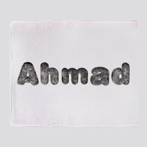 Ahmad Wolf Throw Blanket