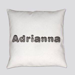 Adrianna Wolf Everyday Pillow