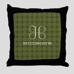 Hudson's Throw Pillow