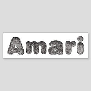 Amari Wolf Bumper Sticker