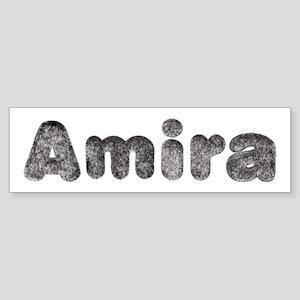 Amira Wolf Bumper Sticker