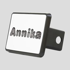 Annika Wolf Rectangular Hitch Cover
