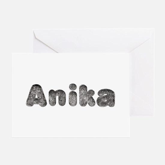 Anika Wolf Greeting Card