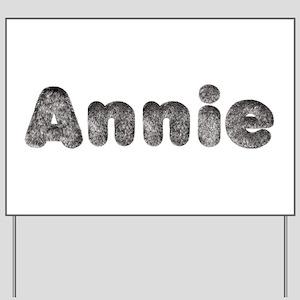 Annie Wolf Yard Sign