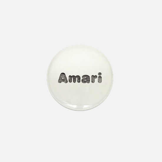 Amari Wolf Mini Button
