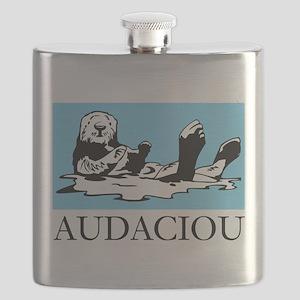 Audacious Flask