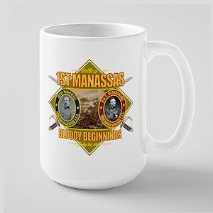1st Manassas Mugs