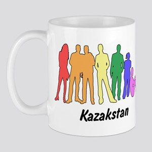 Kazakstan diversity Mug