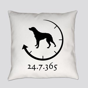 French Brittany Everyday Pillow