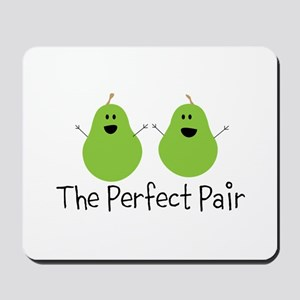 The Perfect Pair Mousepad