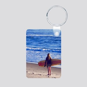 Surfer Girl Keychains