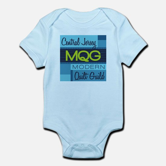 Central Jersey Modern Quilt Guild Logo Body Suit