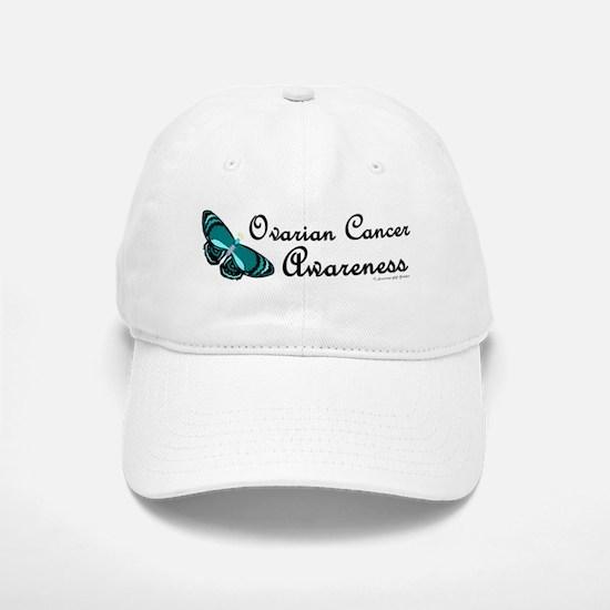 Teal Butterfly 3 (OC) Baseball Baseball Cap