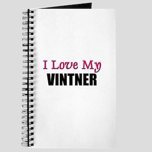 I Love My VINTNER Journal