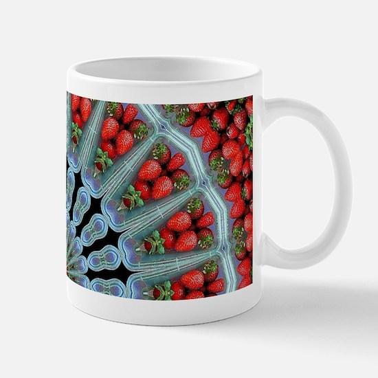 Strawberry Delight Mugs