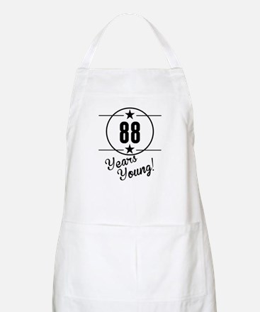 88 Years Young Apron