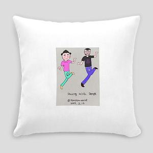 Dancing With Derek Everyday Pillow