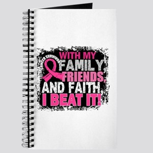Breast Cancer Survivor FamilyFriendsFaith Journal