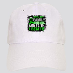 NH Lymphoma Survivor FamilyFriendsFaith Cap