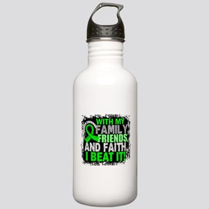 NH Lymphoma Survivor F Stainless Water Bottle 1.0L