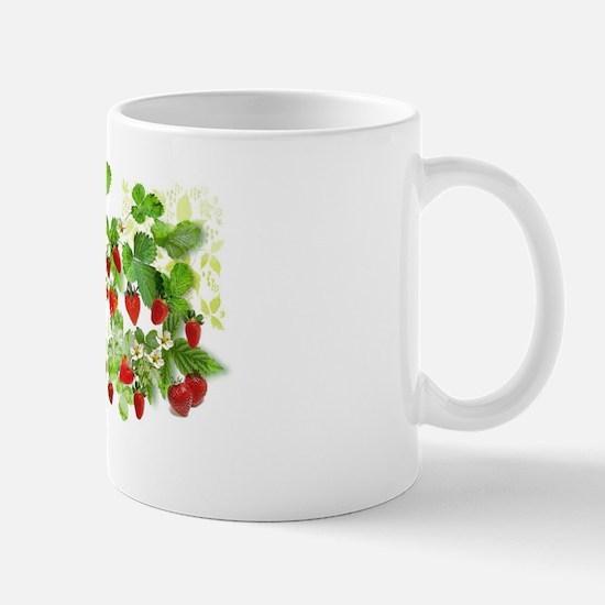 Cute Strawberry Mug