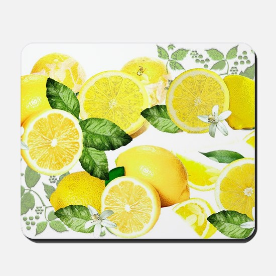 Acid Lemon from Calabria Mousepad