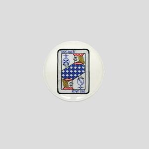USS JACK Mini Button