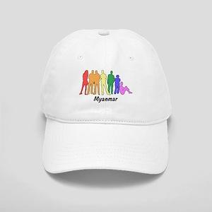 Myanmar diversity Cap