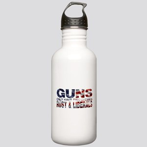 GUNS Stainless Water Bottle 1.0L