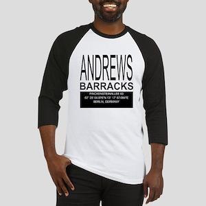 Andrews Barracks Baseball Jersey