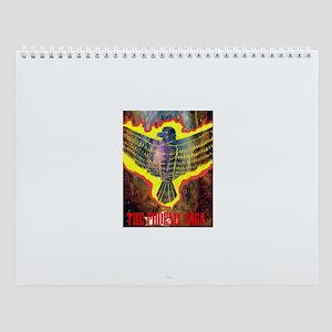 The Phoenix Saga Wall Calendar
