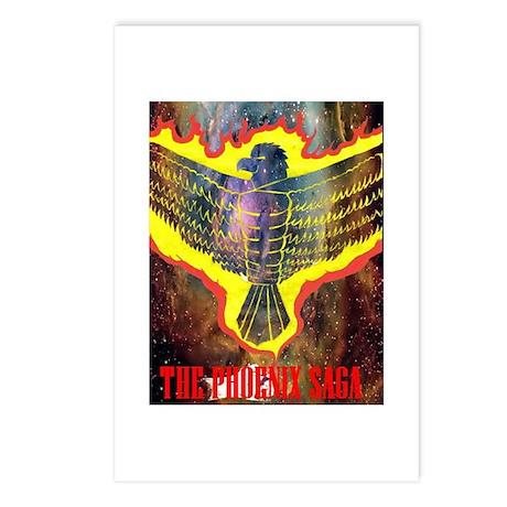 The Phoenix Saga Postcards (Package of 8)