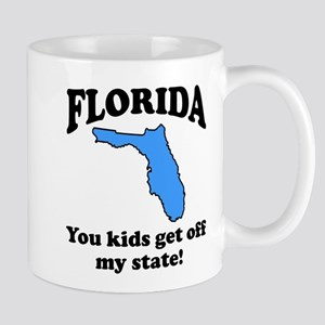 Florida Get off my state Mug
