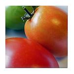 Garden Tomatoes Art Tile