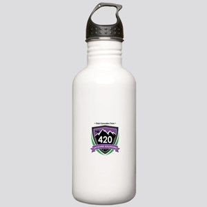 420 Layover Solutions Water Bottle