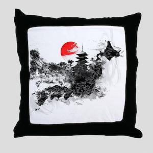 Warsaw 44 Throw Pillow