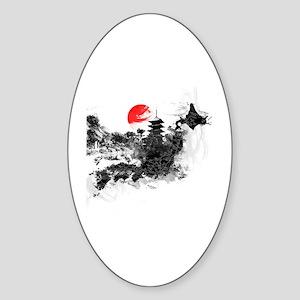 Warsaw 44 Sticker (Oval)