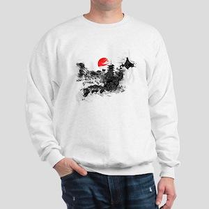 Abstract Kyoto Sweatshirt