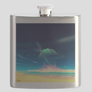 Newerades Shallow Waters Flask