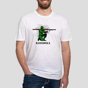 Bassooka Fitted T-Shirt